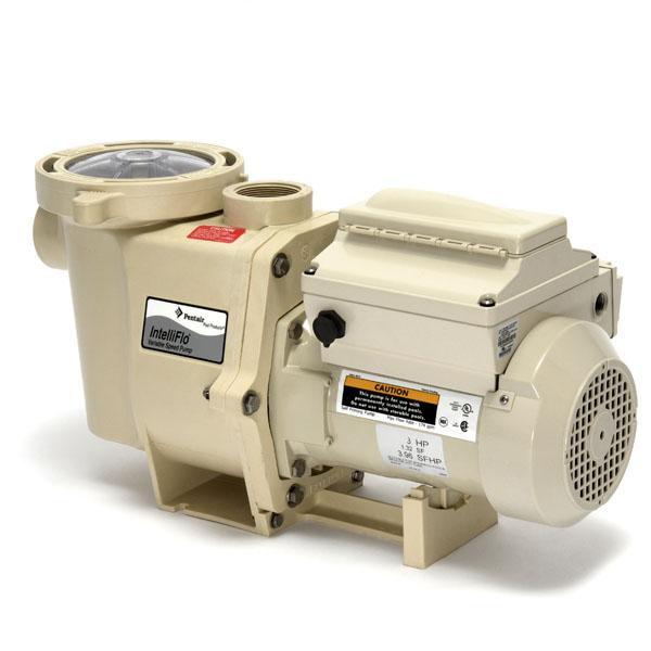 Save With An Intelliflo Variable Speed Pump